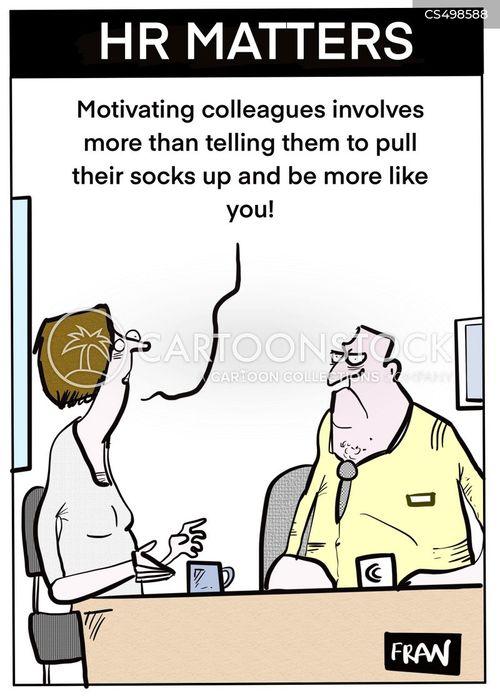 morale boosts cartoon