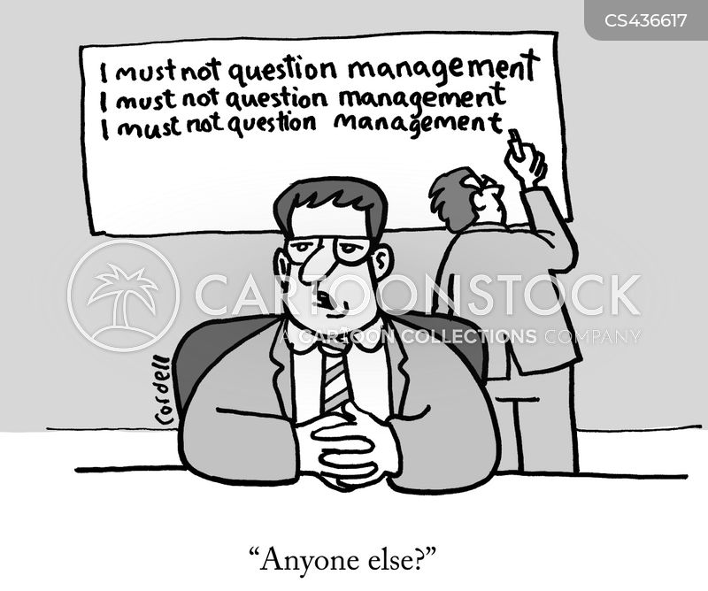 questioning authority cartoon