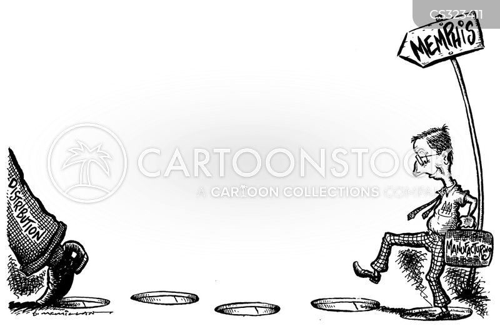 distributors cartoon