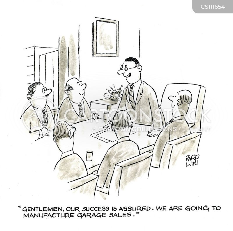 boardmeeting cartoon