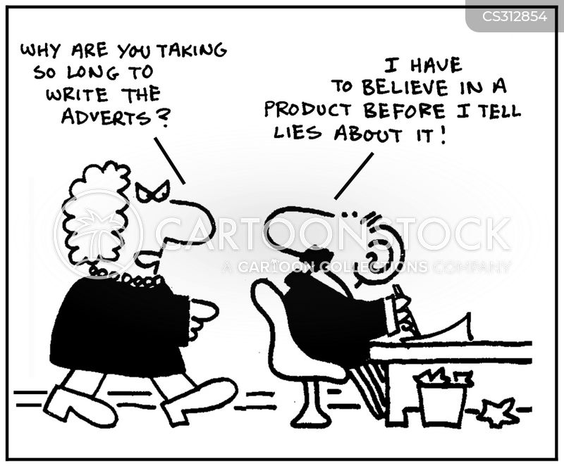 Copywriting Cartoons and Comics - funny pictures from