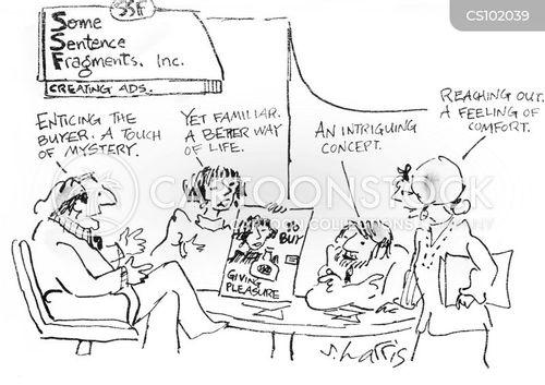 avert cartoon
