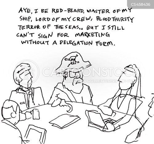 regulators cartoon