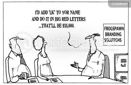 marketing ploy cartoon