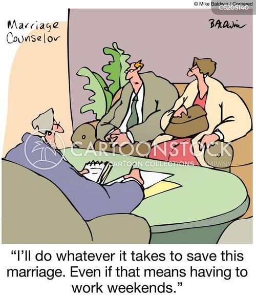 marriage guidance cartoon