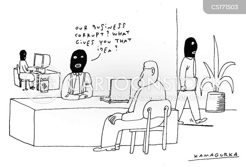 balaclava cartoon