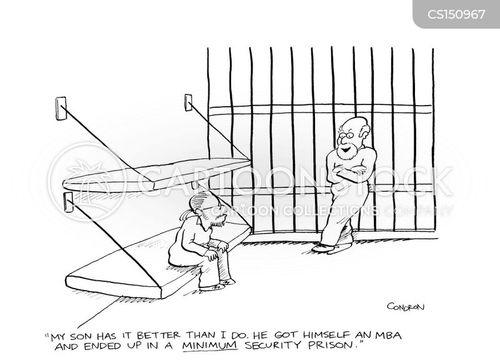 embezzlements cartoon