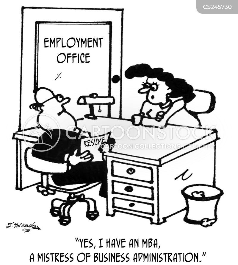 business administration cartoons  business administration