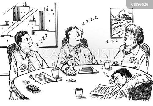slumber cartoon