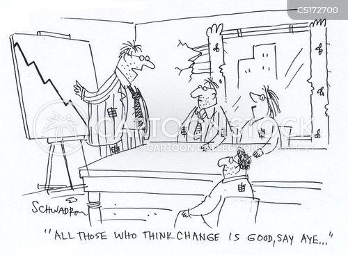 bankrupted cartoon