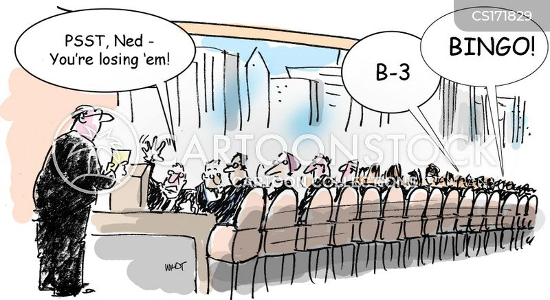 attention spans cartoon