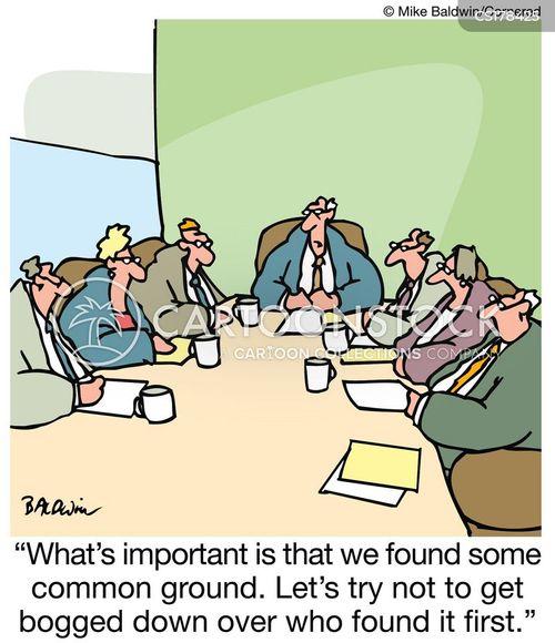 common ground cartoon