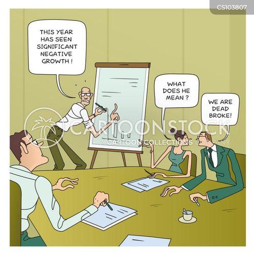 gobbledegook cartoon