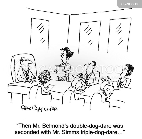 daring cartoon