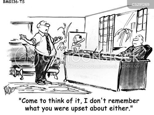 upsets cartoon