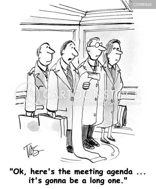 mediation cartoon
