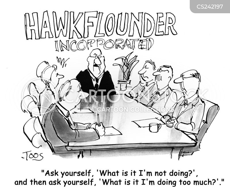 personality tests cartoon