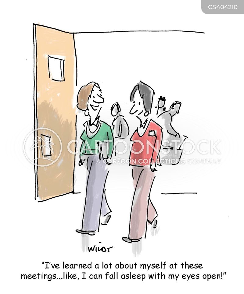 business skill cartoon