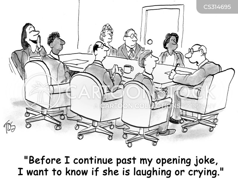 bad jokes cartoon