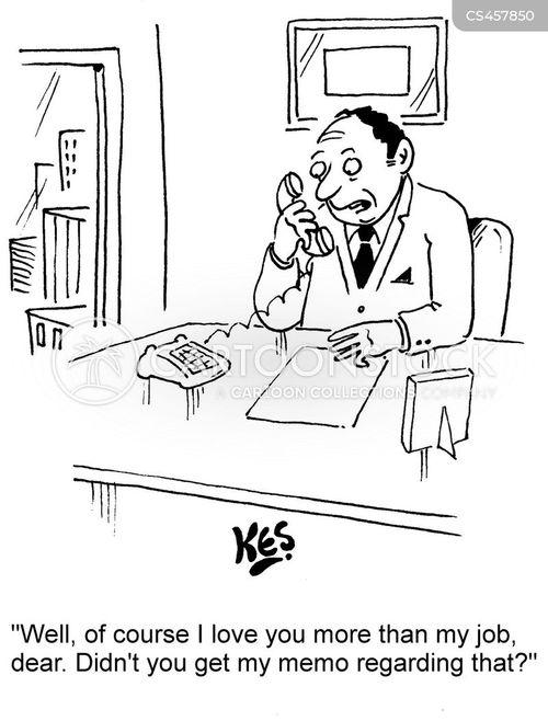 employments cartoon