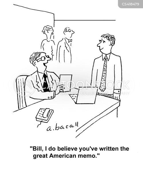 american literature cartoon