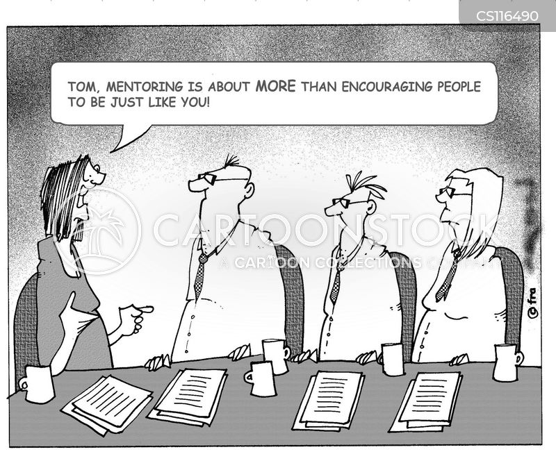 employees cartoon