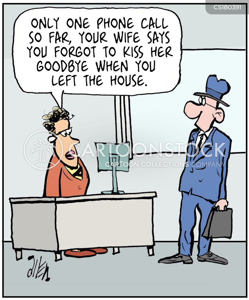 catch up cartoon