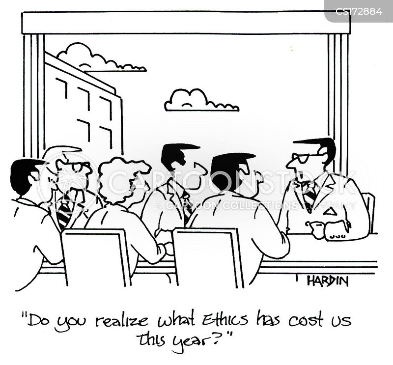costing cartoon