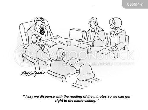 dispense cartoon