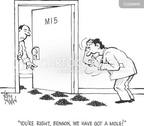 mi5 cartoon