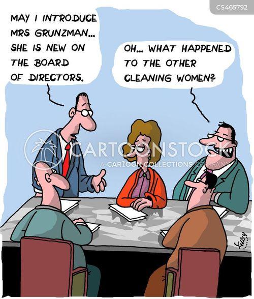 boardmember cartoon