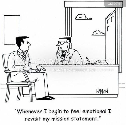 emotionless cartoon