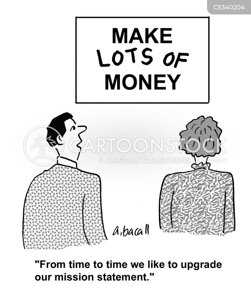 business ethic cartoon