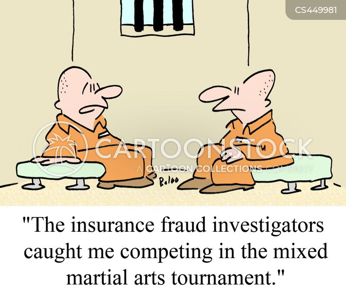 insurance investigators cartoon