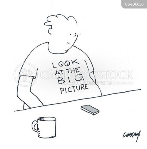 big pictures cartoon