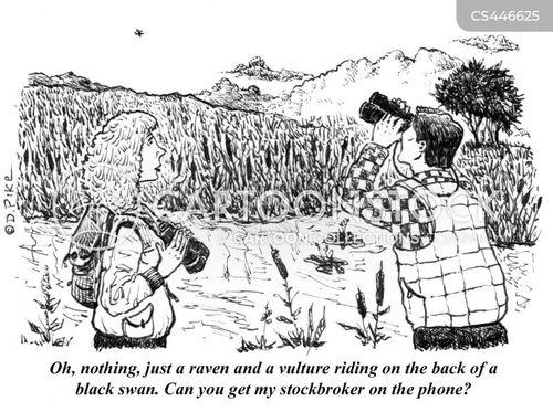 rare events cartoon