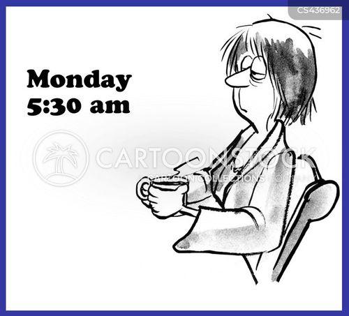sleepyheads cartoon
