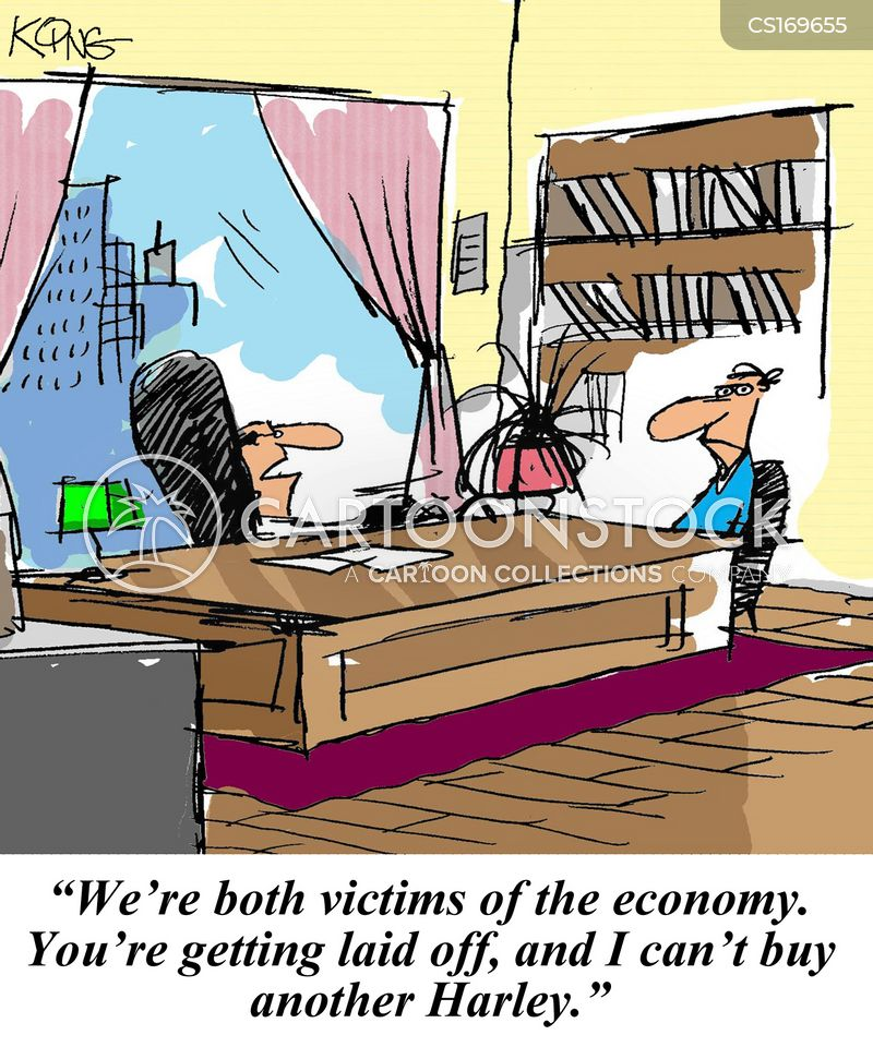 economise cartoon