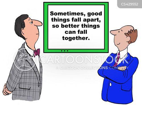 corporate mottoes cartoon