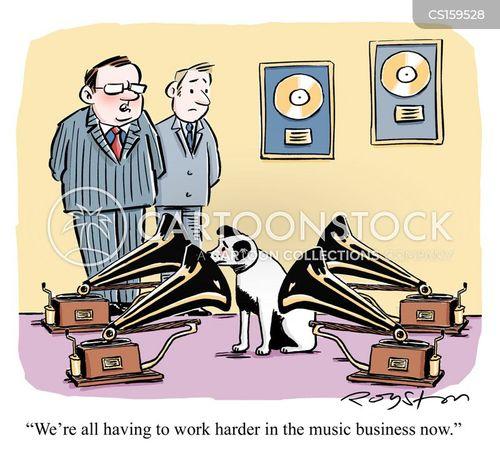 file-sharing cartoon