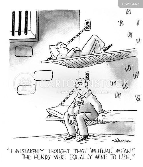 mutual fund cartoon