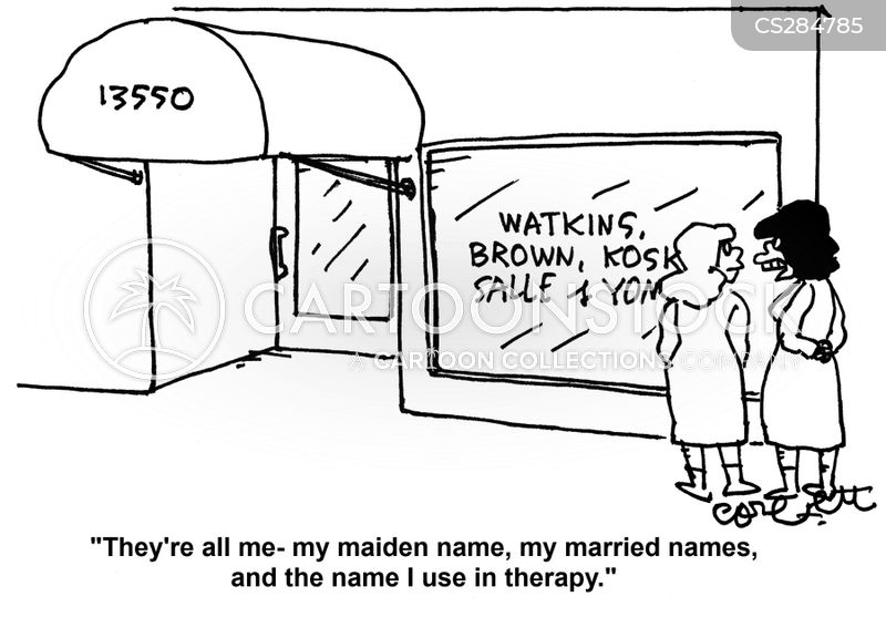 pseudonames cartoon