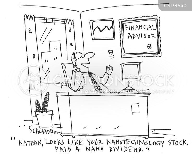 nano-technology cartoon