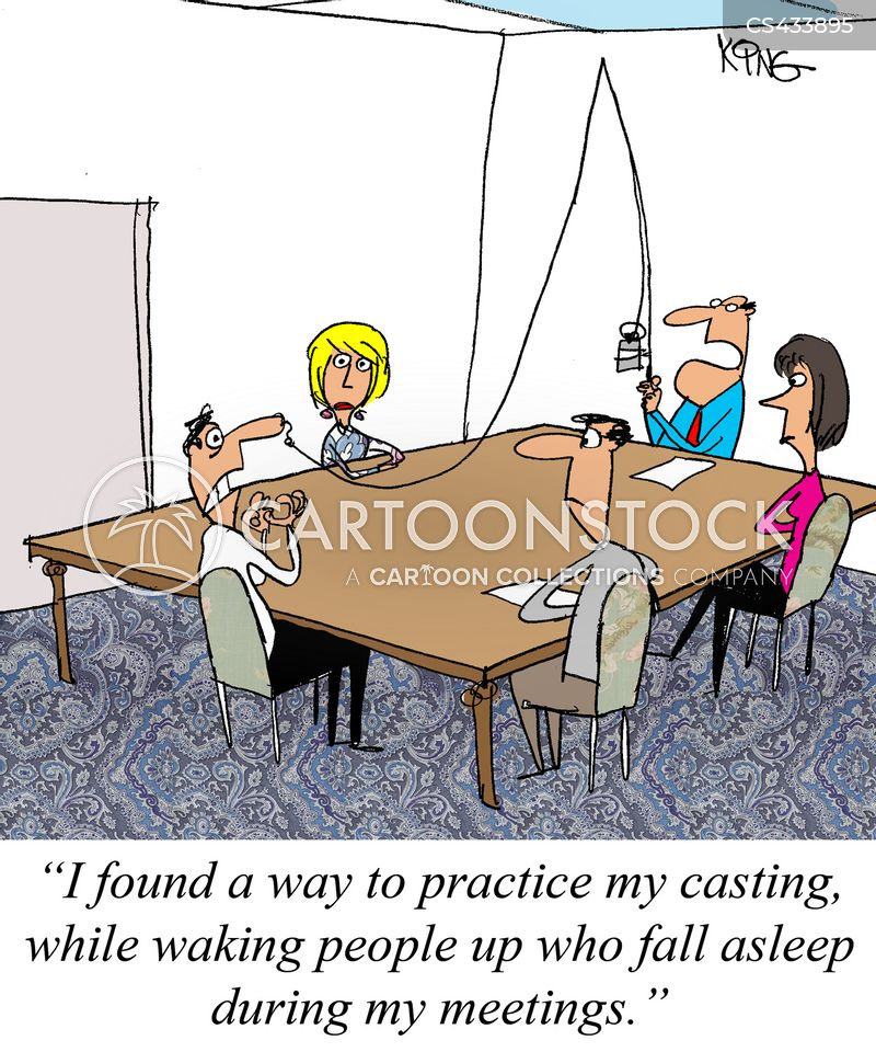 casting cartoon