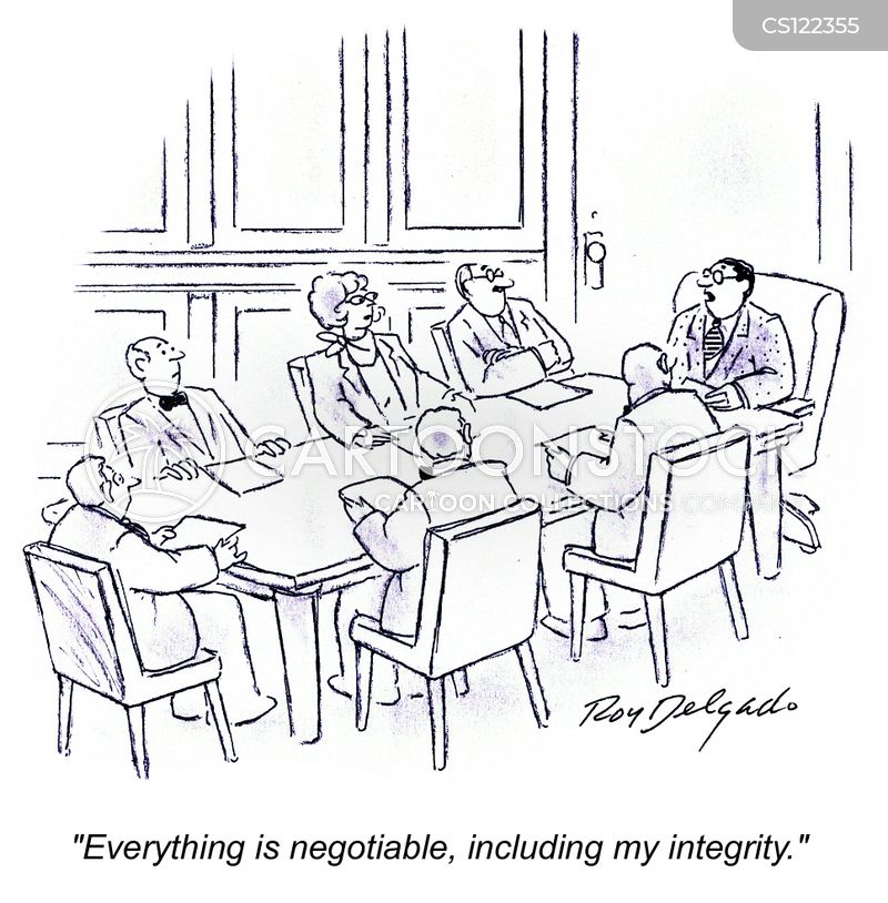 Image result for cartoon leadership integrity