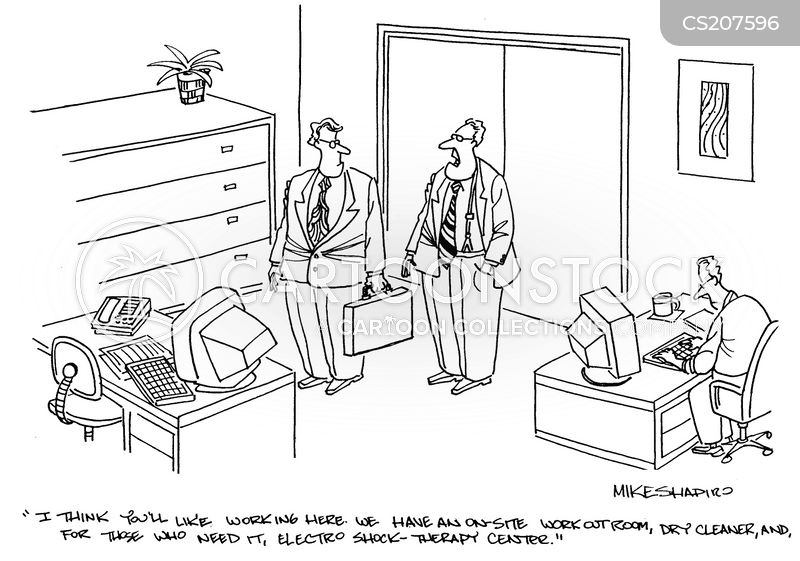 employee satisfaction cartoon