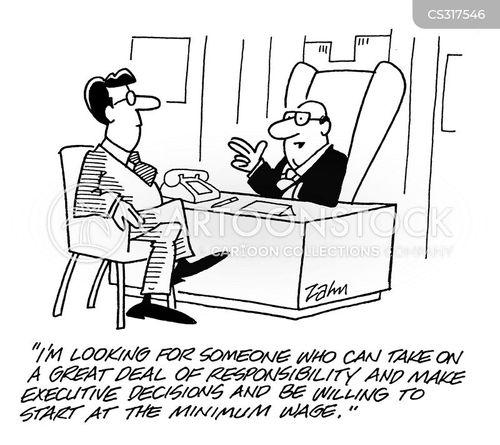 new recuit cartoon