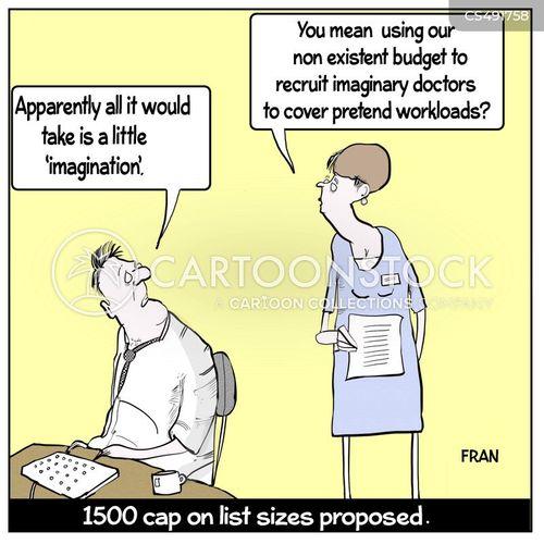 nurse recruitment cartoon