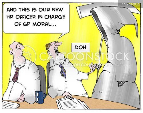 morales cartoon