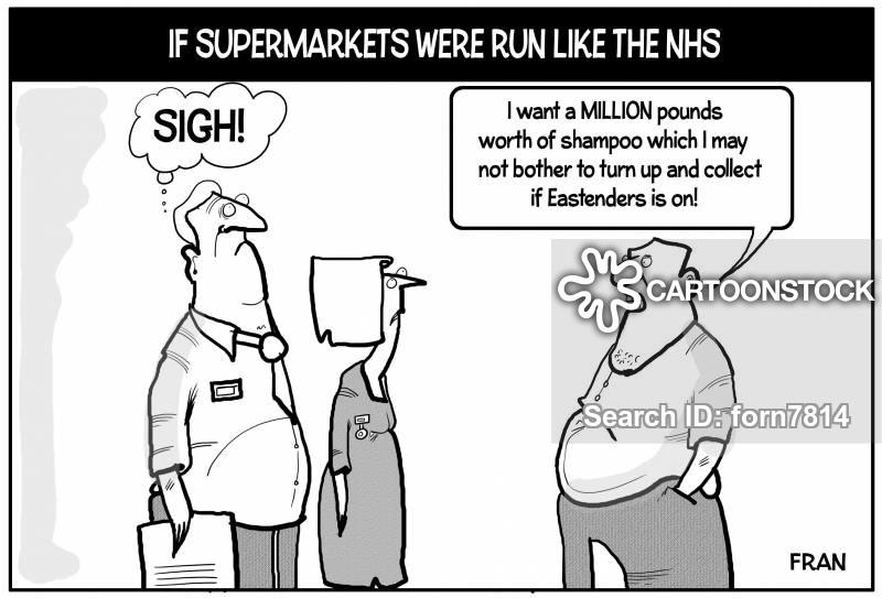 medical staff cartoon